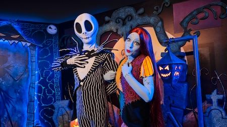 Who doesn't love The Nightmare Before Christmas?
