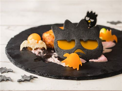 What a creative Badtz Maru dish! Image courtesy of Ocean Park, Hong Kong