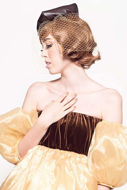 Alle Schnitte haben richtig klasse, wie dieses Purin Prinzessinnen Kleid.