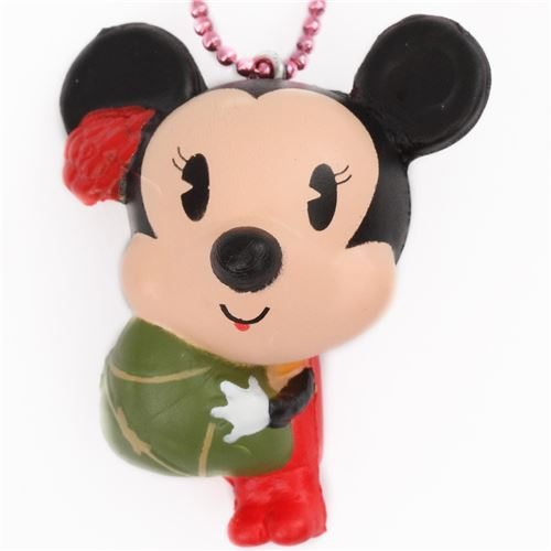cute Disney Minnie Mouse animal scented squishy