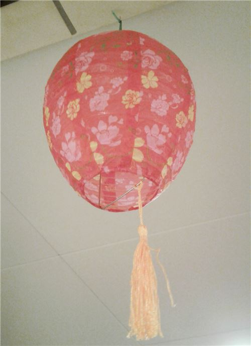 A super kawaii lantern!
