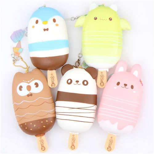 Puni Maru Ice Pop Squishies