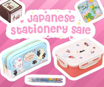 Enjoy our new Japanese stationery sale!