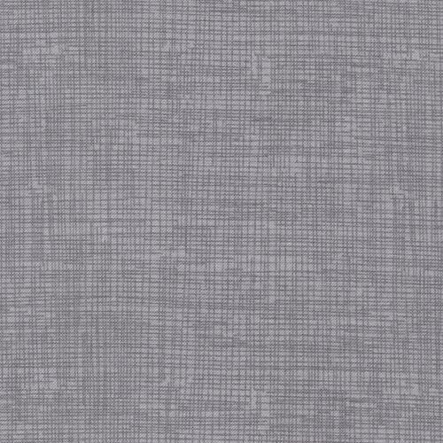 grey grid pattern sketch fabric Timeless Treasures