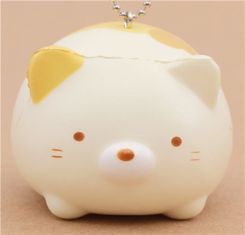 cute Sumikkogurashi shy cat squishy