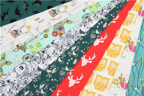 New Designs from Art Gallery Fabrics!