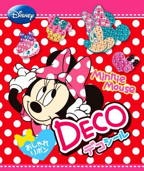 Re-Ment Disney Minnie Mouse Deco blind packet