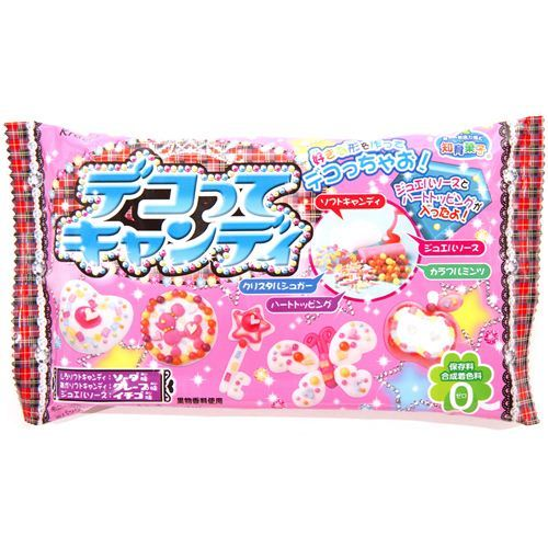 Decotte Popin' Cookin' DIY candy decoration kit