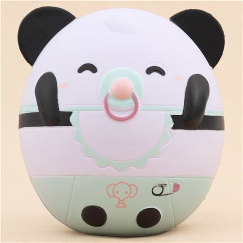 scented panda baby squishy by Nani