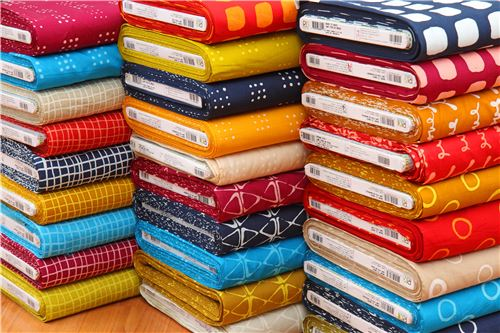 Radiant Robert Kaufman fabrics!