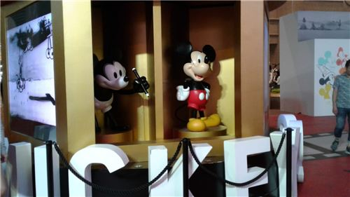 More Mickey Mouse!
