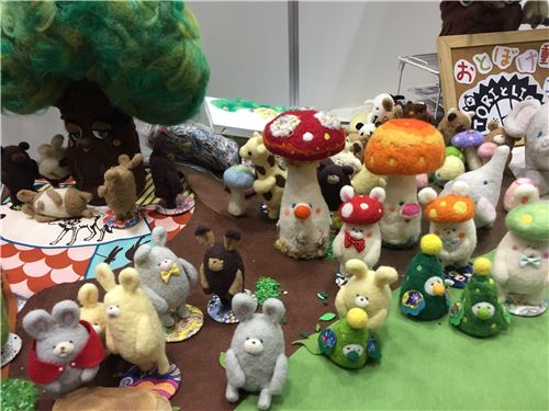 More lovely hand-made toys