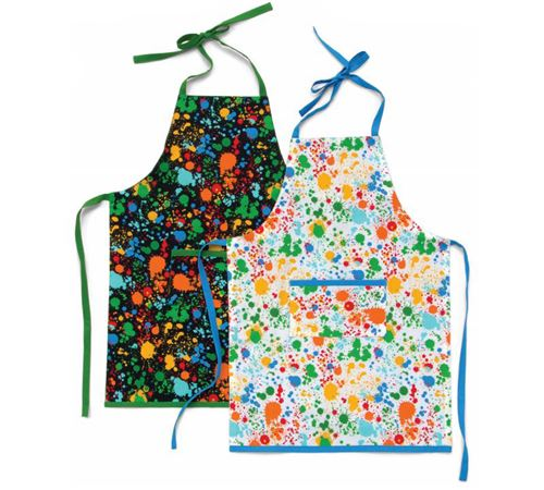 Learn to make one of these awesome aprons!