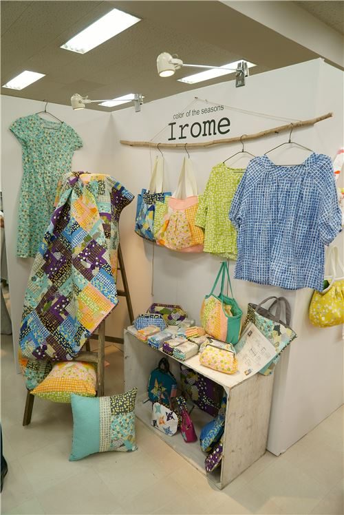 More stunning Irome items on display