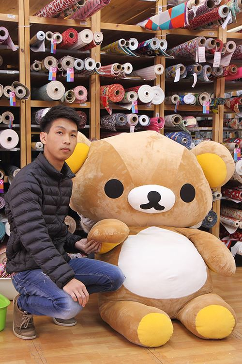 modes4u team: Rilakkuma asks……. Mark 2